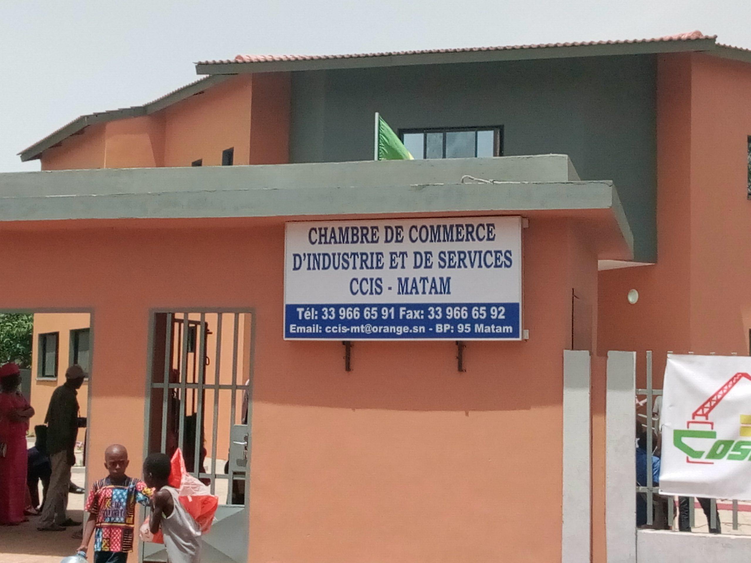 Matam inaugure sa nouvelle chambre de commerce et honore for Chambre de commerce mauritanie