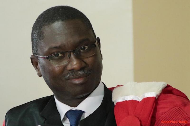 """Résultat de recherche d'images pour """"Ismael Madior Fall, ministre de la justice :"""""""